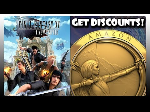 Final Fantasy XV A New Empire - Get Discount With Amazon Coins