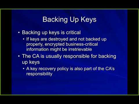CNIT 123 12a: Cryptography (Part 2 of 2)