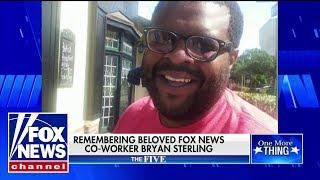 Remembering beloved Fox News co-worker Bryan Sterling