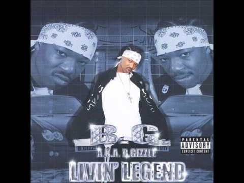 B.G. - THE SECOND LINE (LIVIN LEGEND DISC 2)