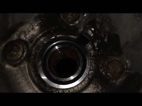 Brake Pedal Pulsing/ABS Activation Due To Damaged Wheel Speed Stator - 2000 BMW 528i