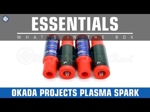 Okada Subaru WRX/STI Projects Plasma Spark- Whats in the Box?