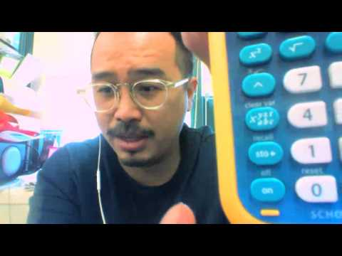 How To Use Pi on Your TI-34 Calculator
