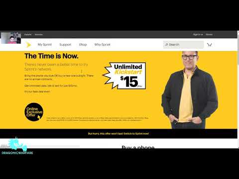 Sprint Offering $15 Unlimited Data Plan (Craziest deal Ever!!) HD