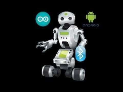 DIY  HOW TO MAKE A Bluetooth Controlled Robot Using Arduino(with app & code)