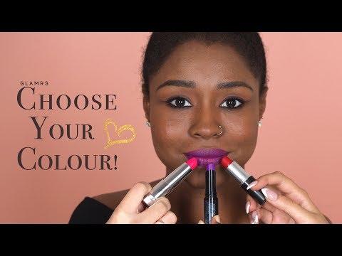 Lipstick Shades For Dark & Dusky Indian Skin Tones | Glamrs Makeup Tips