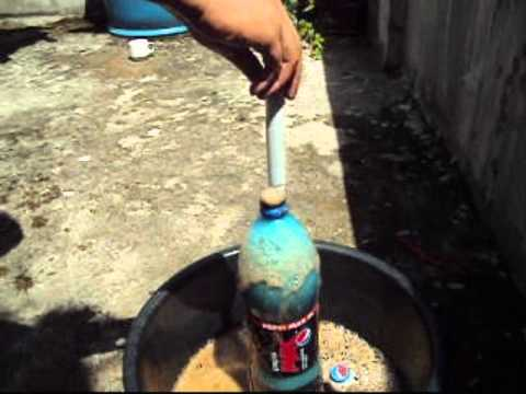 How To Make a Mentos & Diet Soda Chemical Volcano Eruption