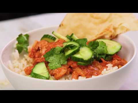 How to Make Slow-Cooker Chicken Tikka Masala | How To: Kitchen | Real Simple