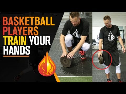 How To TRAIN YOUR HANDS For Basketball with Coach Alan Stein