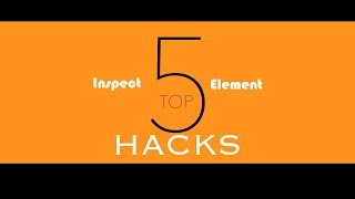 Facebook Hacking Tutorial With Inspect Elements - PakVim net HD