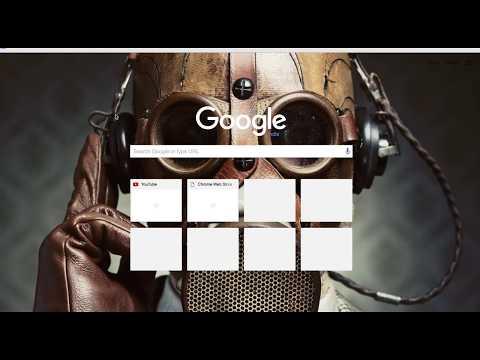 How to Change Google Chrome Background Theme