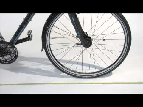 SIGMA SPORT // Bike Computers // Calculate wheelsize (EN)