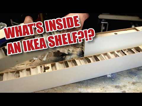 The Anatomy of an IKEA Lack Floating Shelf [122]