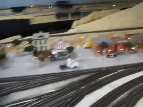 Track Cleaning- Fast and cheap way.HO Scale