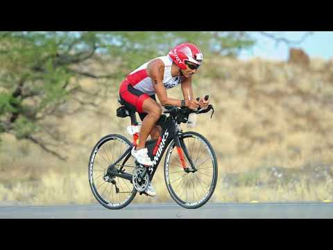 Meridian stroke survivor turns into triathlete