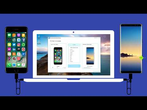 How to Transfer Data from iPhone to Samsung Galaxy Note8 ?