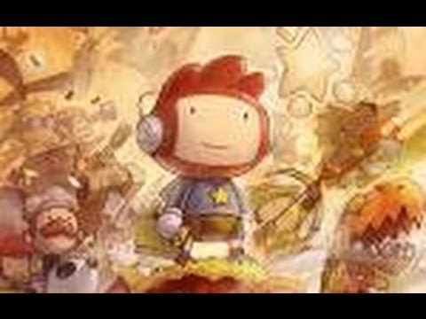 How to download SCRIBBLENAUTS UNLIMITED for free!!!!