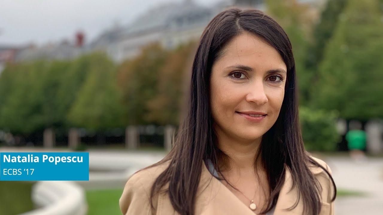 My CEU, Our Vienna - Natalia Popescu