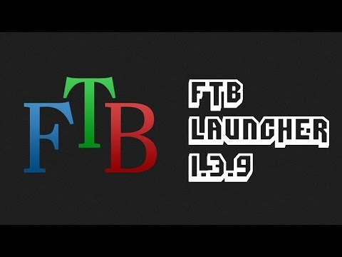FTB Launcher 1.3.9 Cracked Download + Tutorial UPDATED