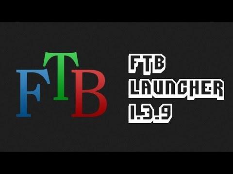 FTB Launcher 1.3.9 Cracked Download + Tutorial UPDATED