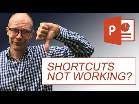 Keyboard Shortcuts Not Working (5 Fixes)