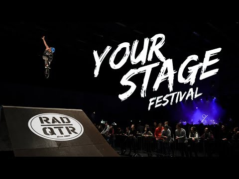 MTB & BMX SHOW at YOUR STAGE Festival 2018 - Freiheitshalle Hof