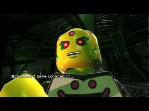 Lego Batman 2:DC Super Heroes Ending+Credits