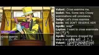 Attorney Online -adrian gets cross examined ( ͡° ͜ʖ ͡°)