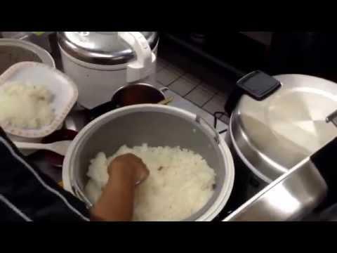 How KING TACOS Makes Taco Rice With Cheese Kin Town [Camp Hansen] Okinawa Japan