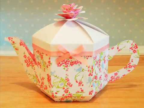 Customise your Teapot Boxes