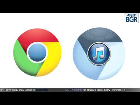 Google Chrome APIs can now access one's iTunes library: Report
