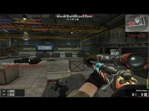 blackshot my first video