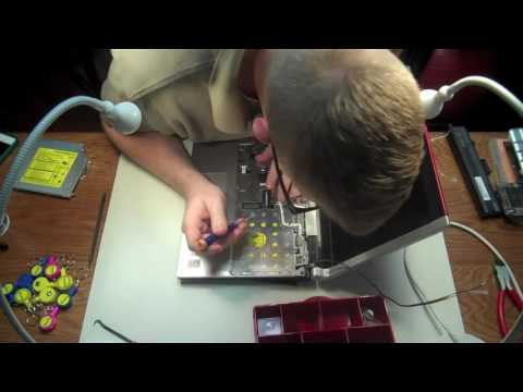 Dell XPS Slot Drive CD ROM Replacement