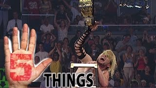 5 underrated Championship matches - 5 Things