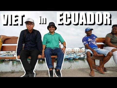 VIETNAMESE MAN in ECUADOR - Why He Could Be There For Life - South America Missionary Experience