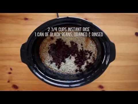 Copycat Recipe: Chipotle Crockpot Chicken Burrito Bowl
