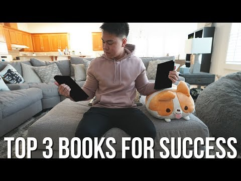 The Top 3 Books For SUCCESS