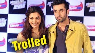 Deepika Padukone Mocked Over Her Ex Ranbir Kapoor | Bollywood Buzz