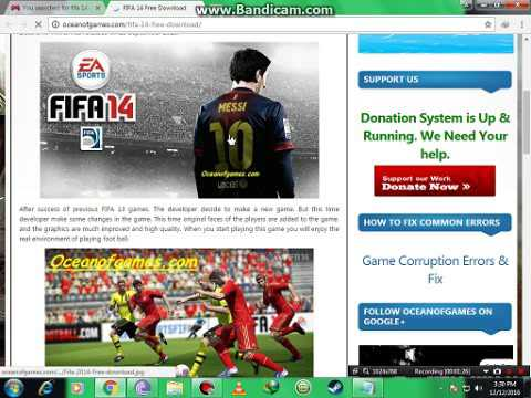 How to download and install FIFA 14 PC (No torrent)