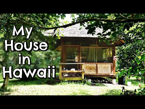 ROOM TOUR & HOUSE TOUR // How I live in HAWAII!