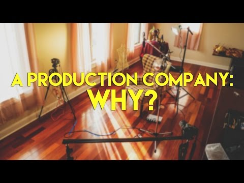 Why Start A Video Production Company?
