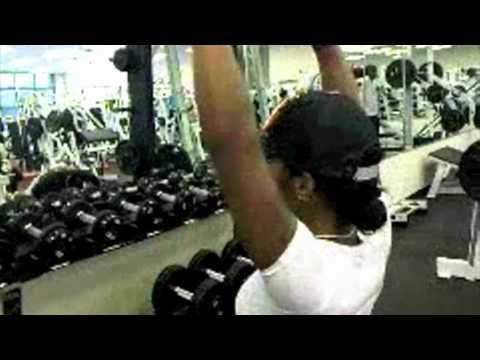 Rasheeda workout