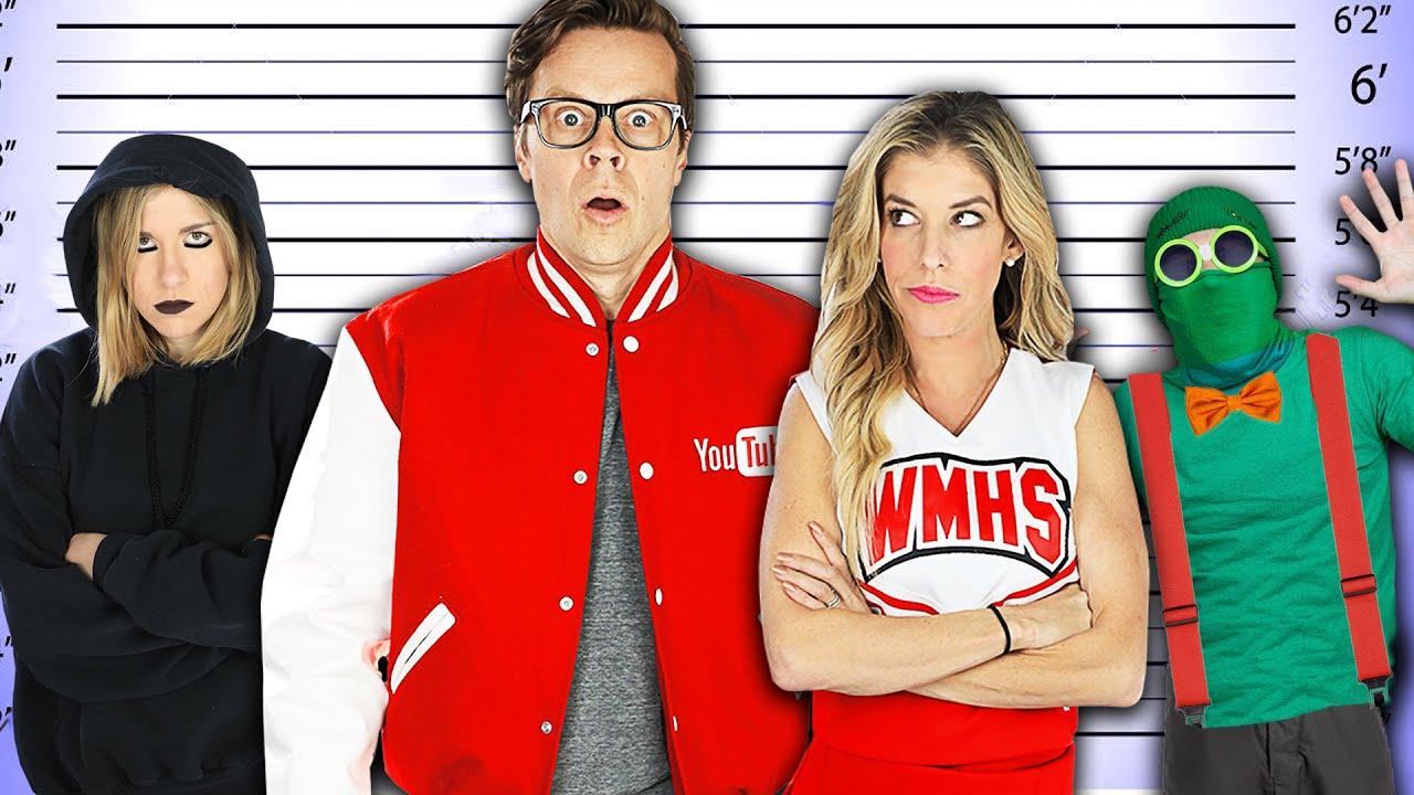 Daniel Sent Us Back to Detention for 24 Hours! Matt and Rebecca