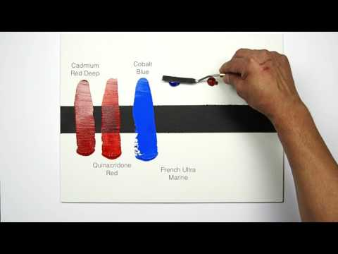Tutorial : Opacity vs Transparency in Acrylic