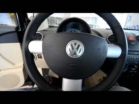 2009 Volkswagen New Beetle Coupe AUTO (stk# P2564 ) for sale at Trend Motors VW in Rockaway, NJ