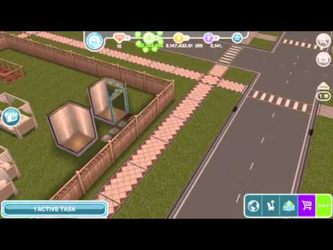 Sims Freeplay Door Glitch