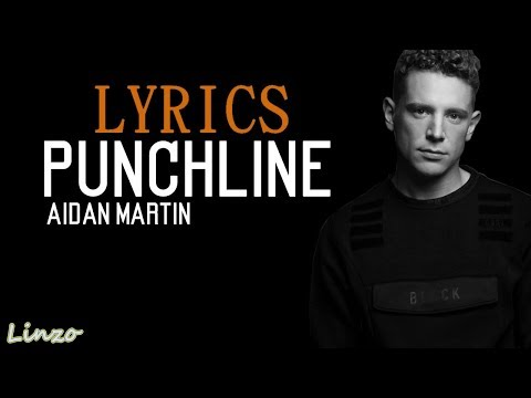 Aidan Martin delivers the perfect Punchline | Auditions Week 2 | The X Factor 2017 (LYRICS)