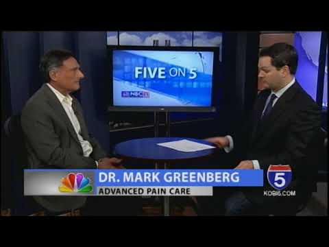 Five on 5 - DR. Mark Greenberg - Advanced Pain Care