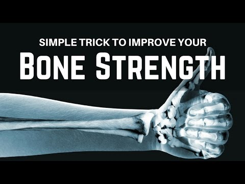 How To Improve Your Bone Health Through Exercise | Osteoporosis and Exercise