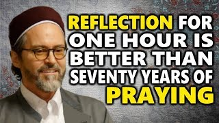 ISLAM is about Knowledge of ALLAH - Hamza Yusuf